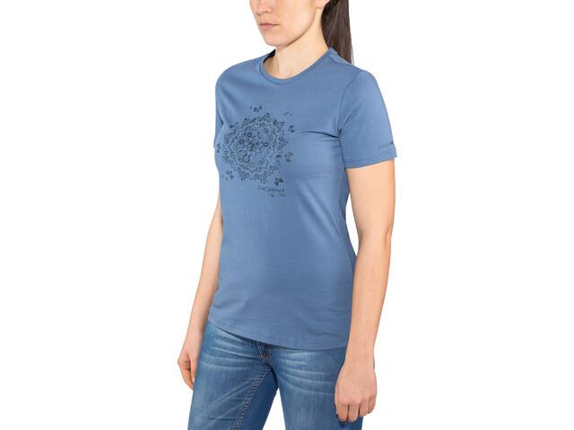 Schöffel Zug2 T-Shirt Femme, blue horizon